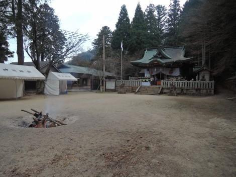 有馬温泉 湯泉神社 の御朱印