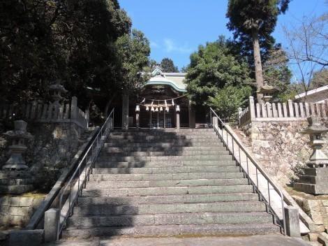 中臣印達神社の御朱印