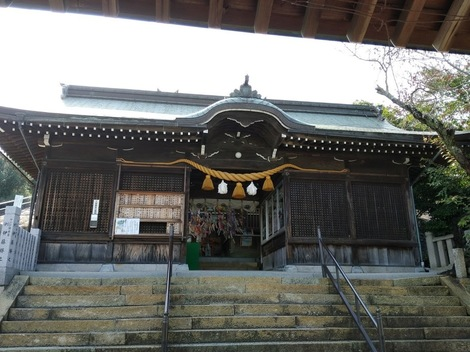 生石神社の御朱印  [兵庫県高砂市]