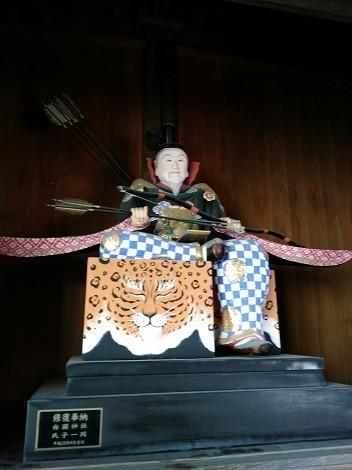 白國神社の御朱印  [兵庫県姫路市]